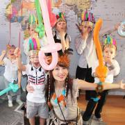 Индейский День Рождения для детей
