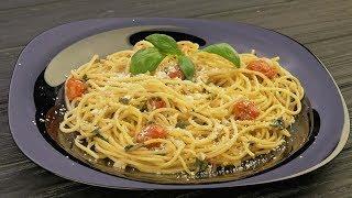 Паста с базиликом - Рецепты от Со Вкусом