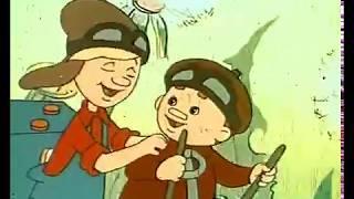 Винтик и Шпунтик – веселые мастера 1960 Мультфильм советский  для детей смотреть онлайн