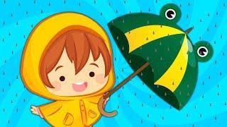 Детские песенки - Сборник Новых Серии - Мультфильмы для Детей #33
