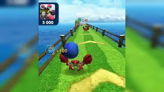 Sonic Dash - Путешествие Сонника 2