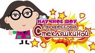 Научное шоу Профессора Стекляшкиной | Презентация