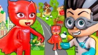 Мультики для детей Герои в масках – Игры в Прятки! Мультфильмы с игрушками для малышей