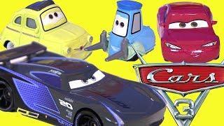 Видео Для детей Cars 3 Тачки 3 #Мультики про Машинки! Молния Маквин Мультик
