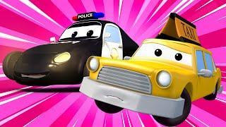 Авто Патруль -  Автомобильный патруль и хулиганы - Автомобильный Город
