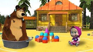 Самые Смешные и Крутые игры для детей про машу - девочку из мультика маша и медведь! Смотри скорее!