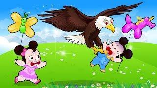 Микки и Минни Маус ★ Детские песни ★ Развивающие мультфильмы для детей #8