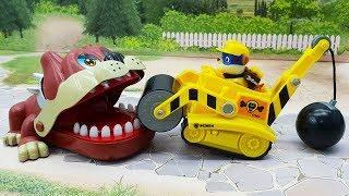 Видео для детей с игрушками Щенячий Патруль - Волшебство! Новые мультфильмы. мультики  про машинки