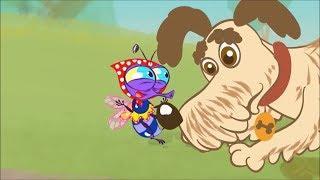Развивающие мультики для детей - Собака (новая серия) Обучающий мультик для малышей про животных