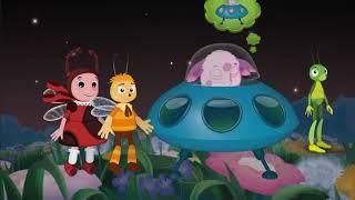 Лунтик Сказки На Ночь   Игры Для Детей и Мультики   Мир Детских Игр   Игры Про Лунтика 4