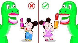 Микки и Минни Маус ★ Детские песни ★ Развивающие мультфильмы для детей #12