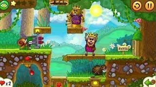 Улитка боб 2 Приключения в лесу Игровой Мультик для Детей Snail Bob 2   9-14 части