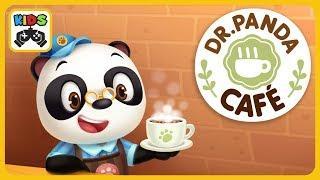 Dr. Panda Кафе * Готовим еду в Доктор Панда Кафе * Развивающий мультик игра для детей iOS | Android