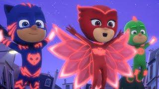 Герои в масках | Счастливого Хэллоуина! | обмен энергией | подбор клипа | мультики для детей