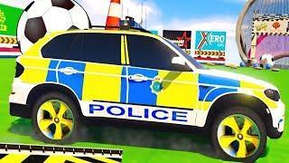 МАШИНКИ МУЛЬТИКИ для детей. Полицейские машинки гонки для мальчиков в ГТА 5. Мультфильмы  2019 gta