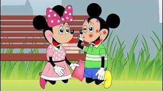 Микки-Мышь Атакует Дондальда И Глупые Эпизоды! Детские Семейные Песни Детские Рифмы