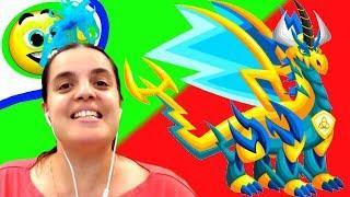 БолтушкА ВеселушкА СОЗДАЕТ Клан В Драгон СИТИ! #61 ИГРА для ДЕТЕЙ