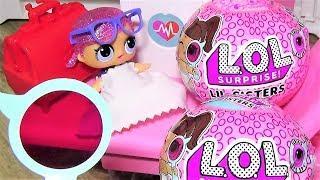 КОРОЧЕ ГОВОРЯ У ЛОЛ ДВОЙНЯШКИ мультики куклы #лол сюрприз