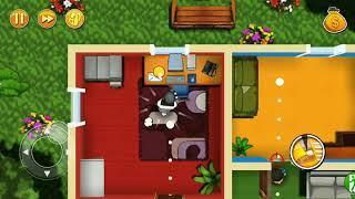 Воришка Боб #2 Приключения грабителя Боба Мультик игра для детей