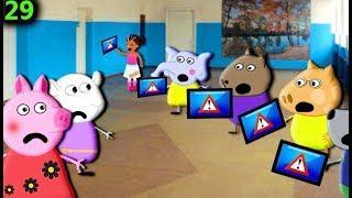 Мультики свинка на русском cartoons for children 29 ЯБИДА Мультфильмы для детей Свинка kids