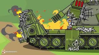 Спасти кв 44м   Мультики про танки