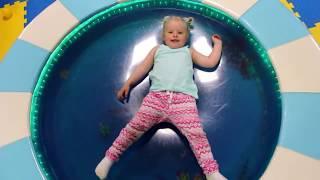 Веселимся на детской площадке под детские песенки Indoor Playground Family Fun Play, Baby Nursery Rh