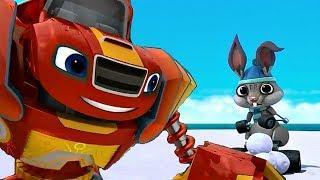 Вспыш и чудо машинки Приключения во льдах Игры мультики про машинки для детей Мультфильмы 2018