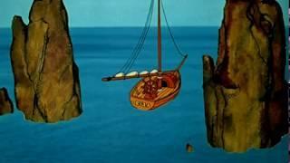Приключения капитана Врунгеля. Серия 2 (1979) Советский мультфильм | Золотая коллекция
