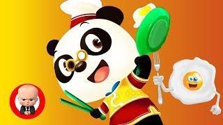 Доктор ПАНДА в Азиатском ресторане весёлые ИГРЫ для детей   Dr Panda's Restaurant Asia