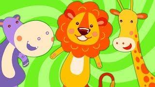 Детские песенки - Сборник Новых Серии - Мультфильмы для Детей #78