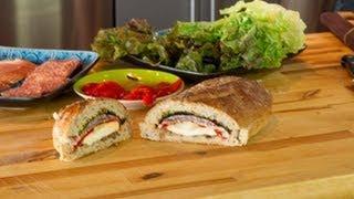 Вкусный Рецепт Бутерброда Самые Простые Блюда на Обед