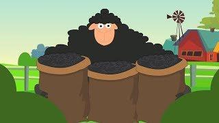 Баа Баа Черная овца | детские рифмы | Дошкольные песни | Kids Songs | Baa Baa Black Sheep