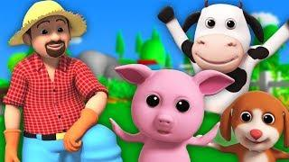 У старого Макдональда была ферма | русский мультфильмы для детей | Old Macdonald | Baby Box Russia