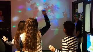 Детская интерактивная дискотека  Just Dance в Quest Room