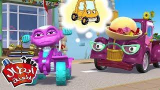Городские герои | ГРУЗОВИК-ЧУДОВИЩЕ | мультфильмы для детей | Видео для детей