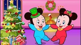 Mickey & Minnie Mouse с песней Jingle Bells! Популярные детские песни