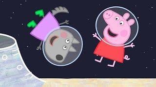 Свинка Пеппа на русском все серии подряд - Сборник 28- Мультики