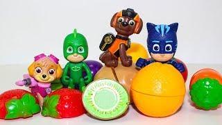 Щенячий патруль Мультик Герои в масках Игрушки Мультики для детей Супергерои PJ Masks Мультфильмы
