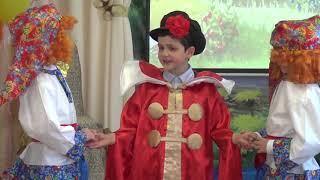 Вовка в тридевятом царстве Двое из ларца Детские мультфильмы Выпускной в детском саду Смешные дети
