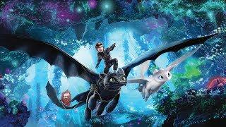 Новый Мультик Как Приручить Дракона 3 Disney HD  Мультики для мальчиков  Лучшие мультики  2019