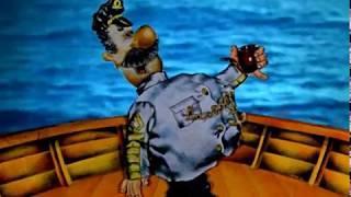 Приключения капитана Врунгеля.  Серия 1 (1979) Советский мультфильм | Золотая коллекция