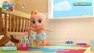 Джонни Джонни Да Папа - Игра для детей - Мультфильмы для детей - Детские детские песни  N 254