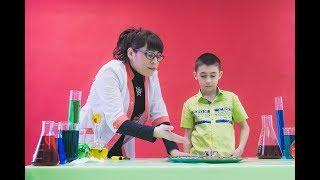 Осьминог | Научное шоу профессора Стекляшкиной | День рождения в научном стиле | Курган