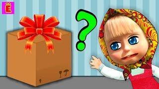 Маша и волшебная посылка Сборник Мультики для детей Cartoon for kids