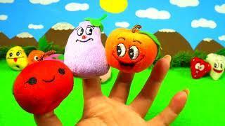 Сборник Учим фрукты и овощи Учим цвета для детей Лепим Фрукты из Пластилин Плей до Развивающее видео