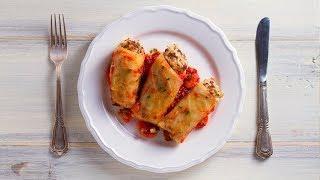4 Вкусных блюда из мяса и капусты. Рецепты от Всегда Вкусно!