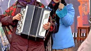 Частушки Бабок-Ёжек -  Растяни меха, гармошка - Песни для детей - Детские песни