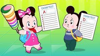 Микки и Минни Маус ★ Детские песни ★ Развивающие мультфильмы для детей #1