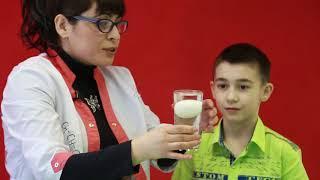 Загадка трёх стаканов | Научное шоу профессора Стекляшкиной | День рождения в научном стиле | Курган