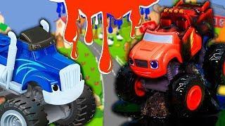 Мультики про машинки Вспыш сборник все серии подряд. Видео про игрушки для детей